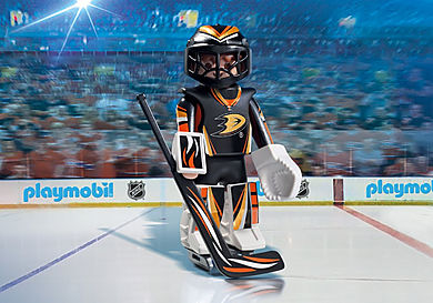 9187 NHL® Anaheim Ducks® Goalie