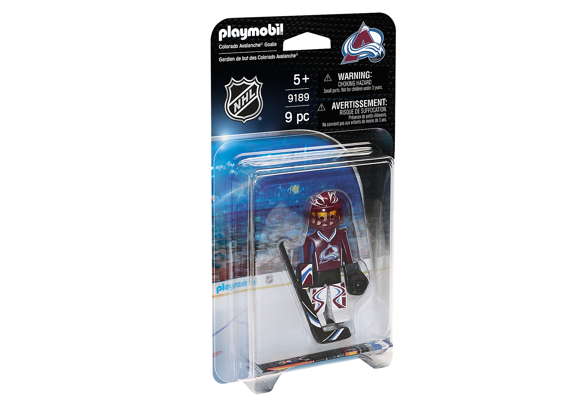9189 NHL™ Colorado Avalanche™ Goalie zoom image2