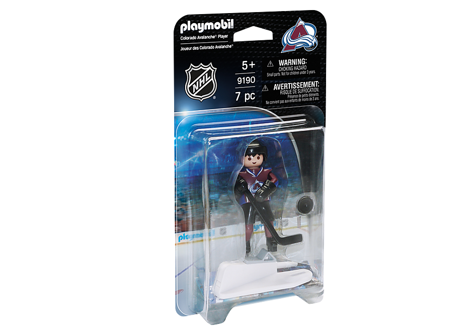 9190 NHL® Colorado Avanlanche® Player detail image 2