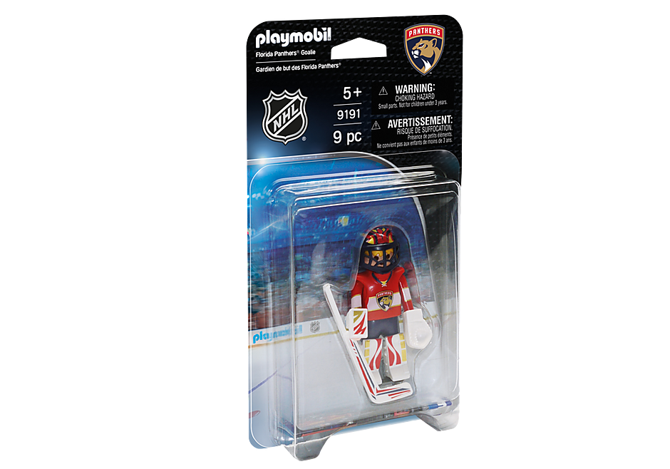 9191 NHL™ Florida Panthers™ Goalie detail image 2