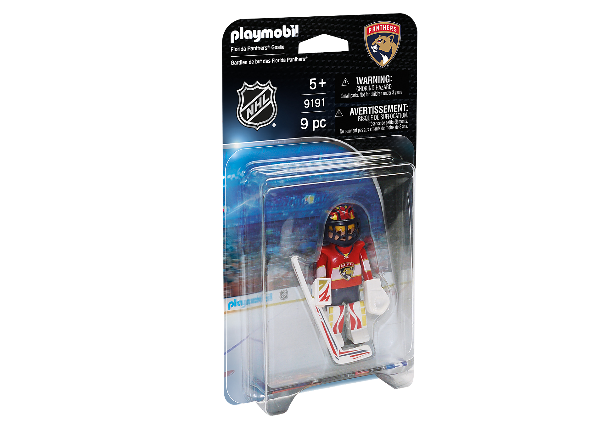 9191 NHL™ Florida Panthers™ Goalie zoom image2