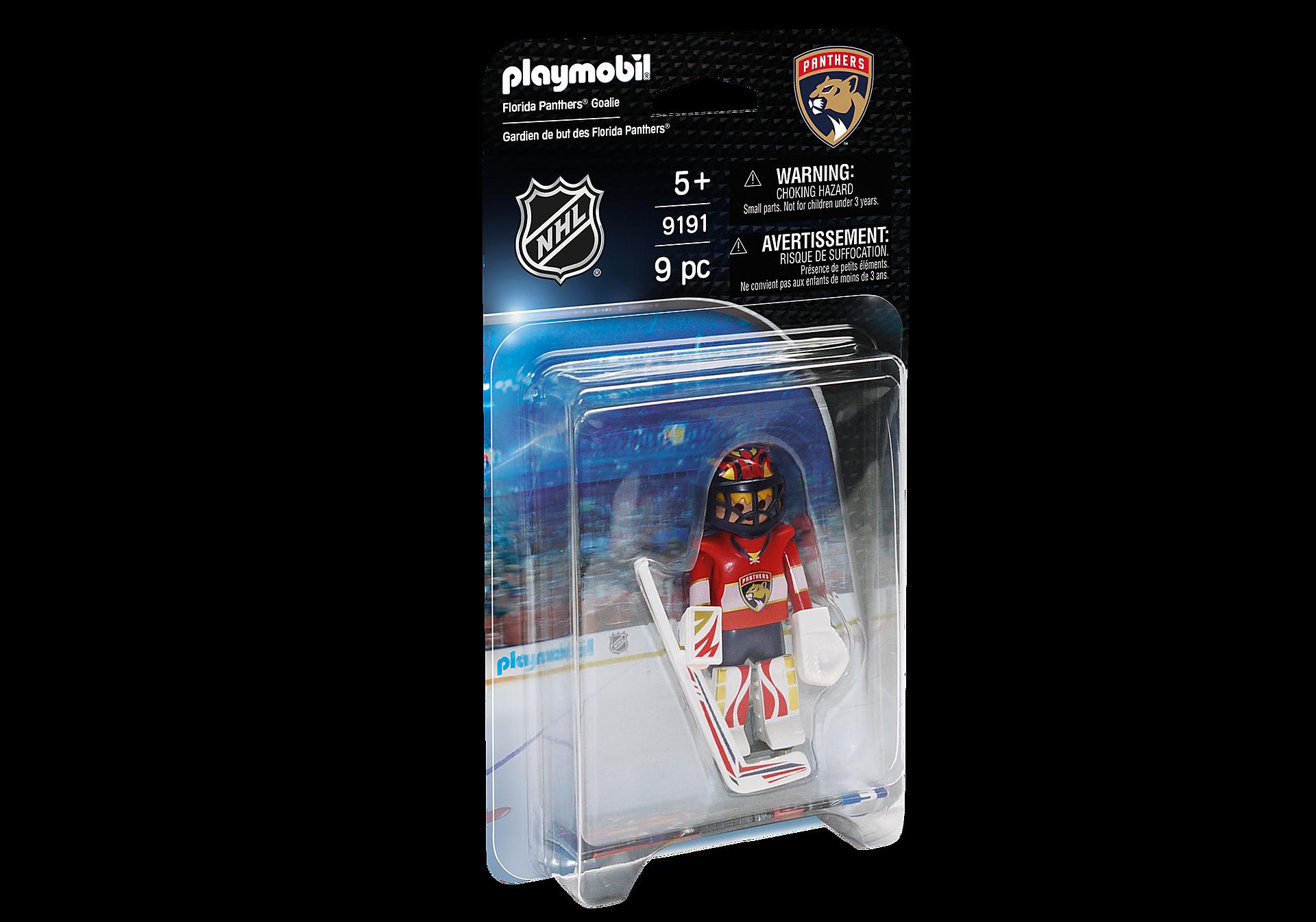 9191 NHL™ Florida Panthers™ Goalie zoom image2