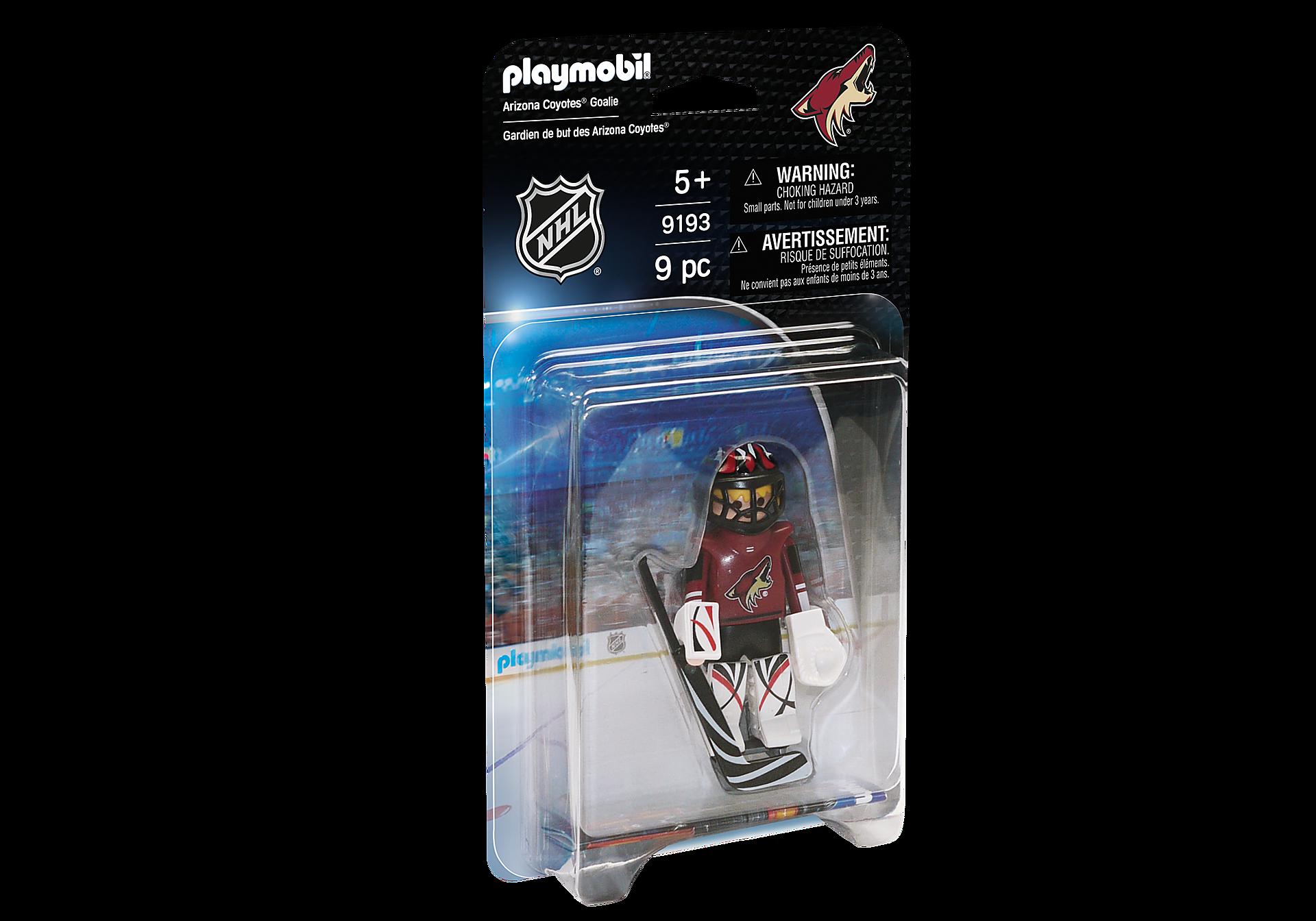9193 NHL™ Arizona Coyotes™ Goalie zoom image2