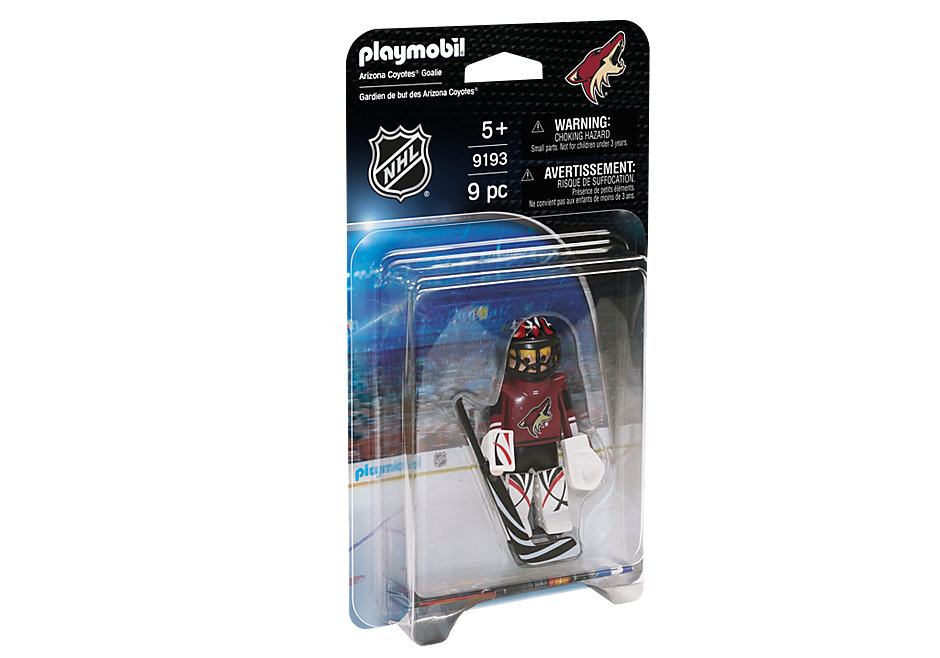9193 NHL™ Arizona Coyotes™ Goalie detail image 2