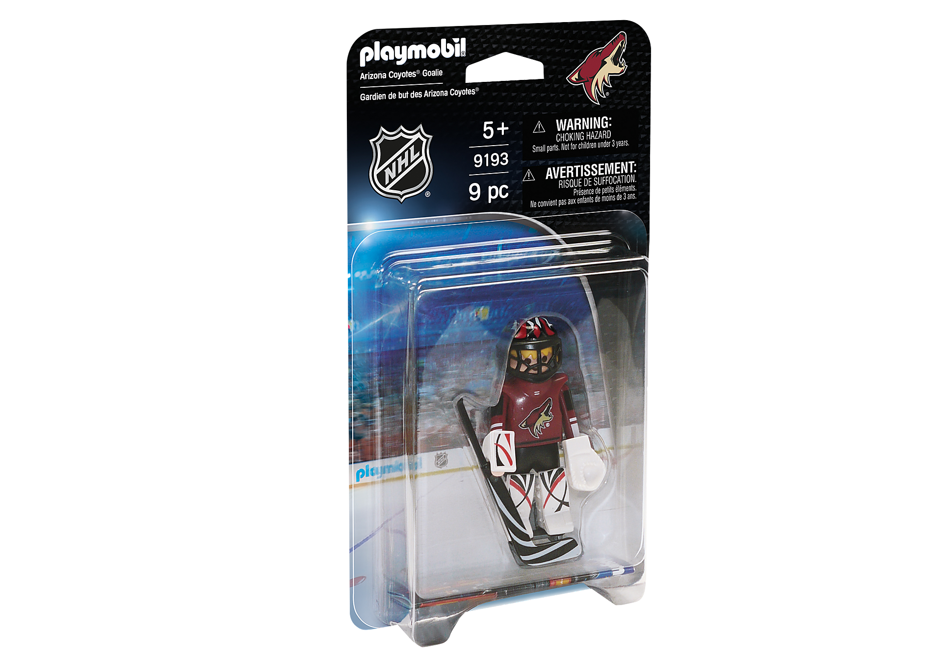 9193 NHL™ Arizona Coyotes™ Goalie zoom image2