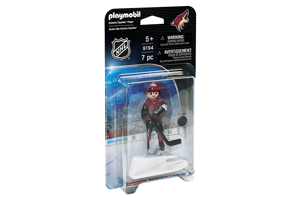 9194 NHL® Arizona Coyotes® Player detail image 2