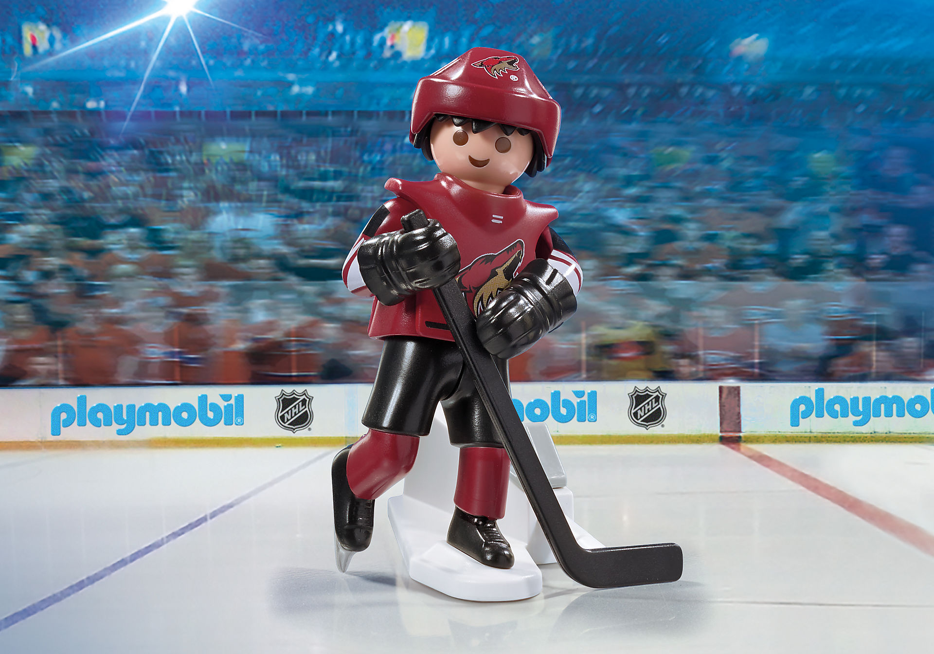 9194 NHL® Arizona Coyotes® Player zoom image1