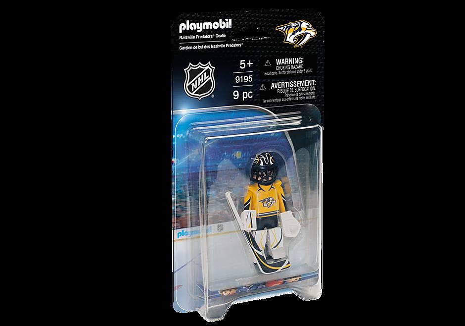 9195 NHL® Nashville Predators® Goalie detail image 2