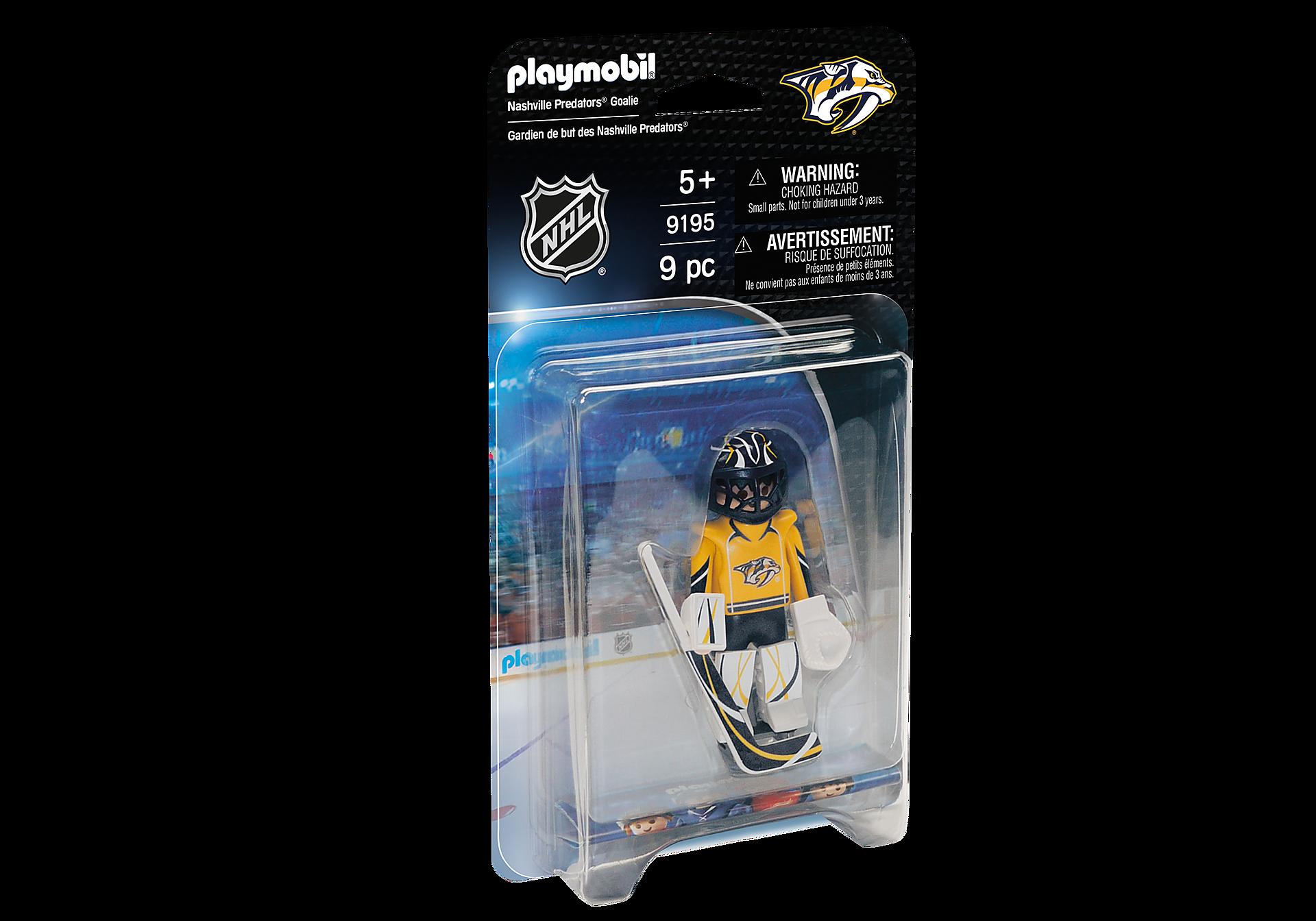 9195 NHL® Nashville Predators® Goalie zoom image2