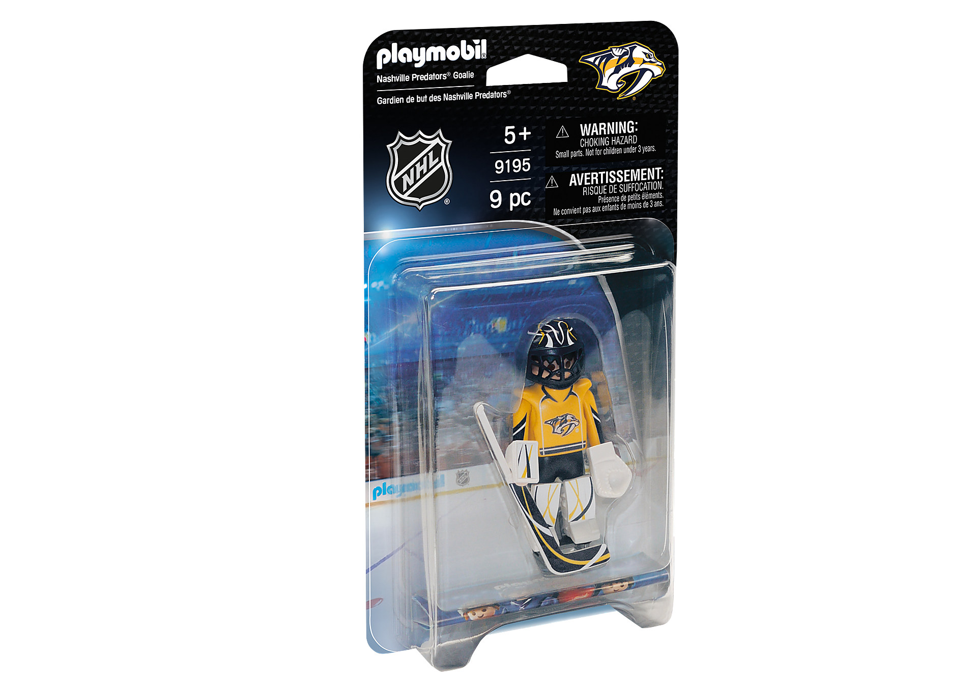 9195 NHL™ Nashville Predators™ Goalie zoom image2