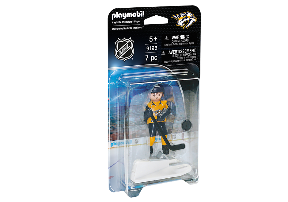 9196 NHL® Nashville Predators® Player detail image 2