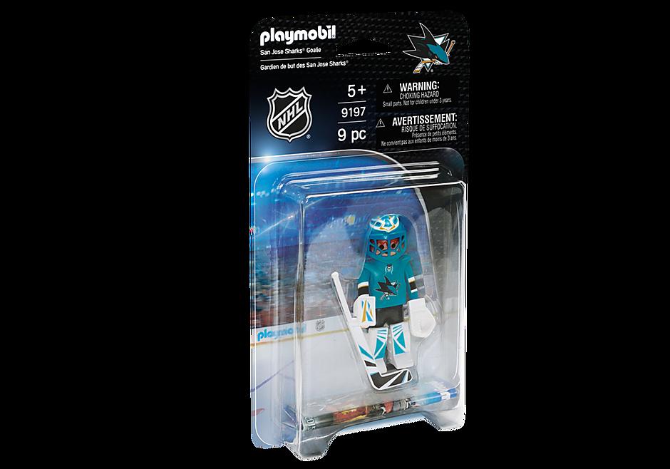 9197 NHL™ San Jose Sharks™ Goalie detail image 2