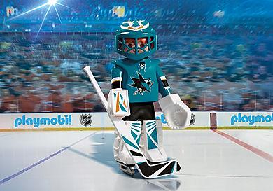 9197 NHL® San Jose Sharks® Goalie