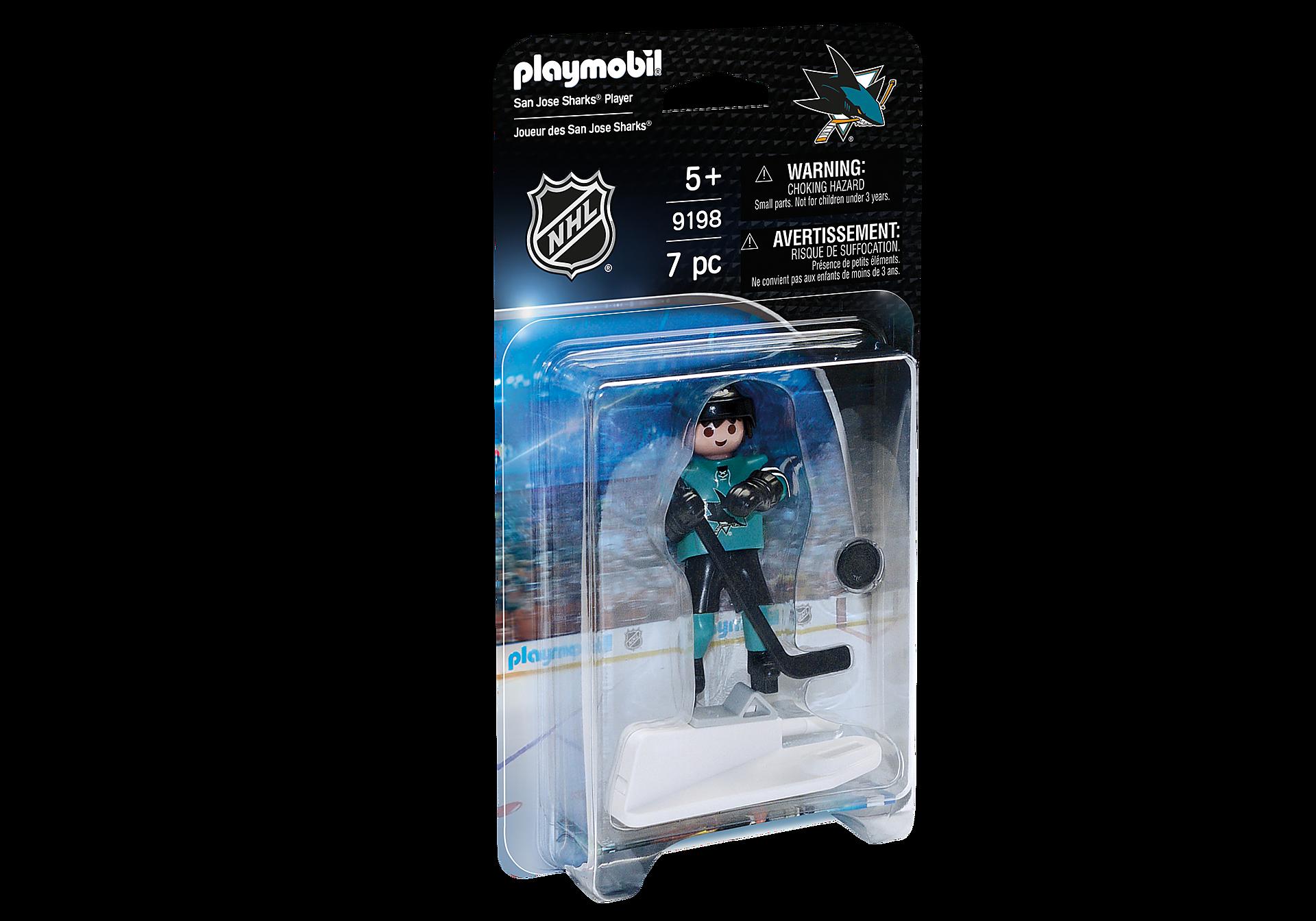 9198 NHL® San Jose Sharks® Player zoom image2