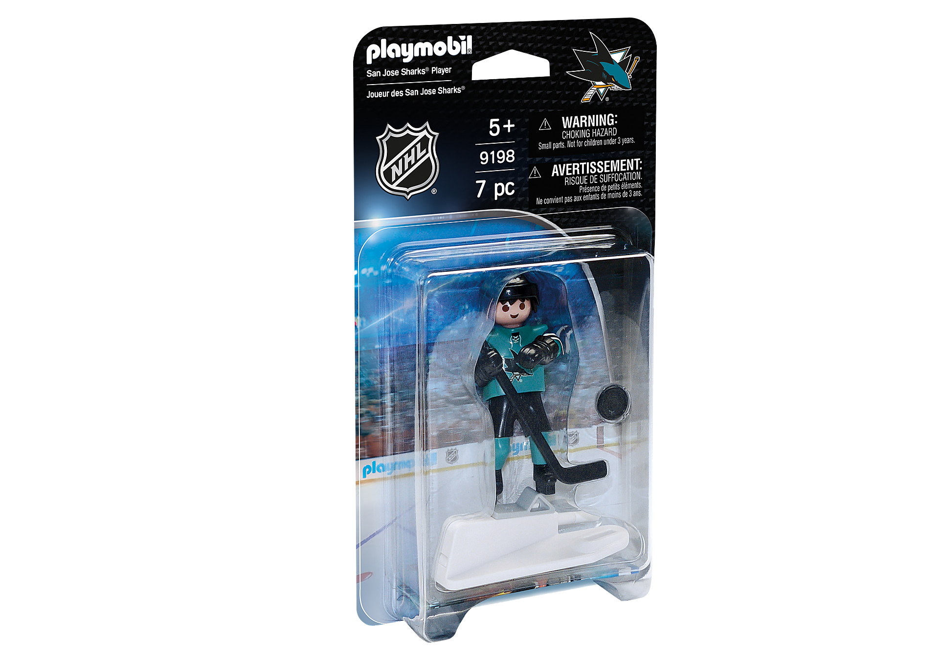 9198 NHL™ San Jose Sharks™ Player zoom image2