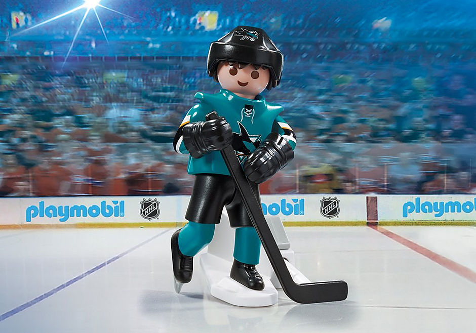 9198 NHL® San Jose Sharks® Player detail image 1
