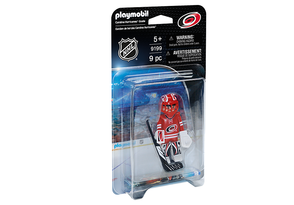 9199 NHL™ Carolina Hurricanes™ Goalie detail image 2