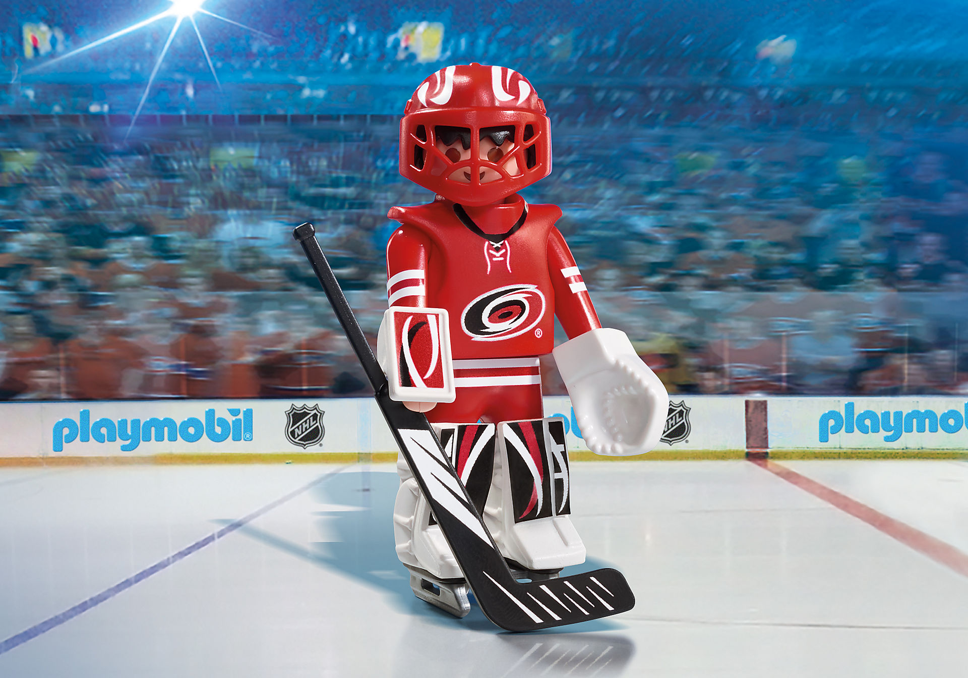 9199 NHL® Carolina Hurricanes® Goalie zoom image1