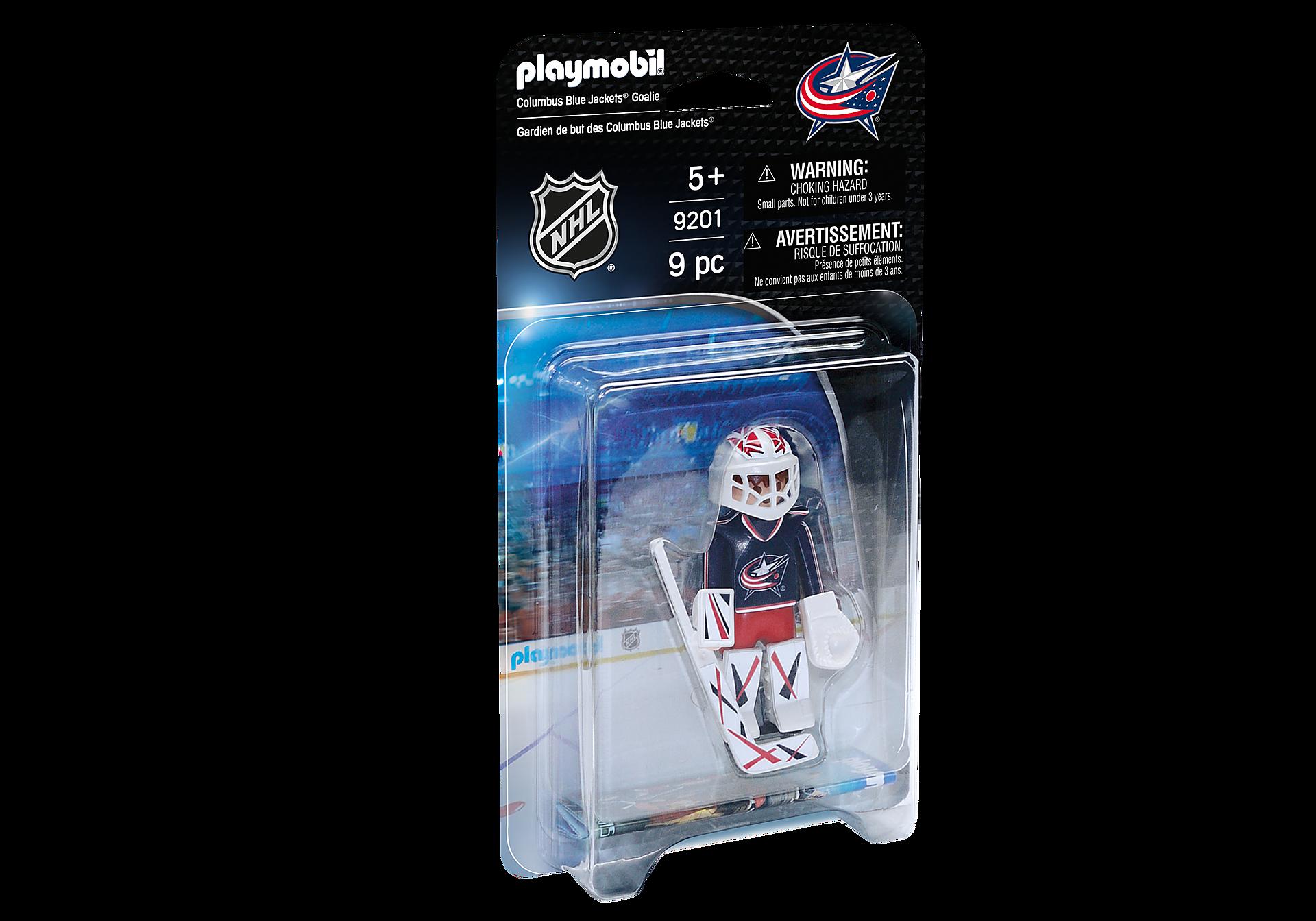 9201 NHL® Columbus Blue Jackets® Goalie zoom image2