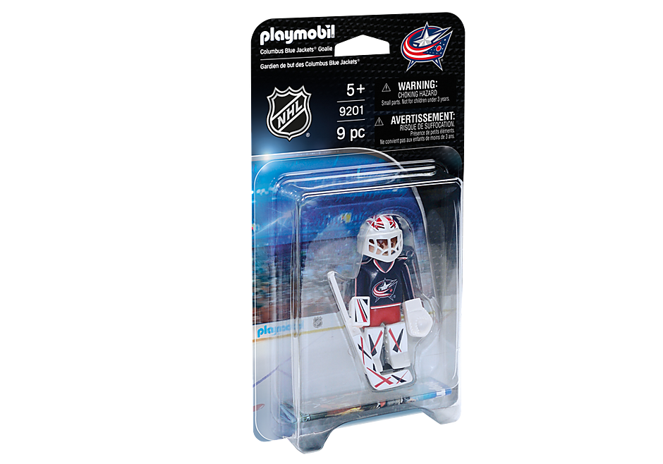 9201 NHL™ Columbus Blue Jackets™ Goalie detail image 2