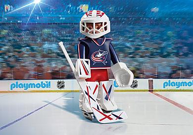 9201 NHL™ Columbus Blue Jackets™ Goalie