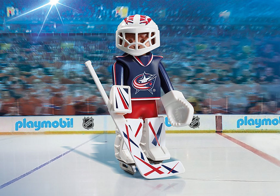 9201 NHL™ Columbus Blue Jackets™ Goalie detail image 1