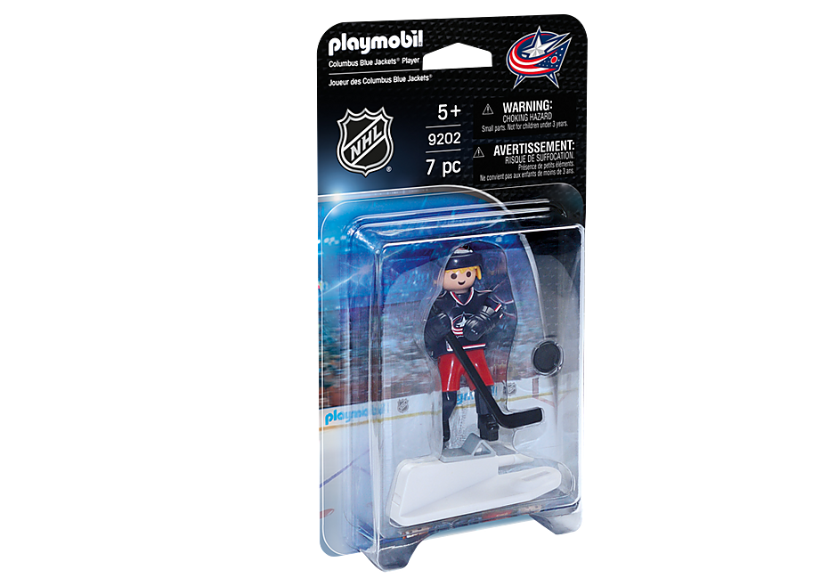 9202 NHL® Columbus Blue Jackets® Player detail image 2