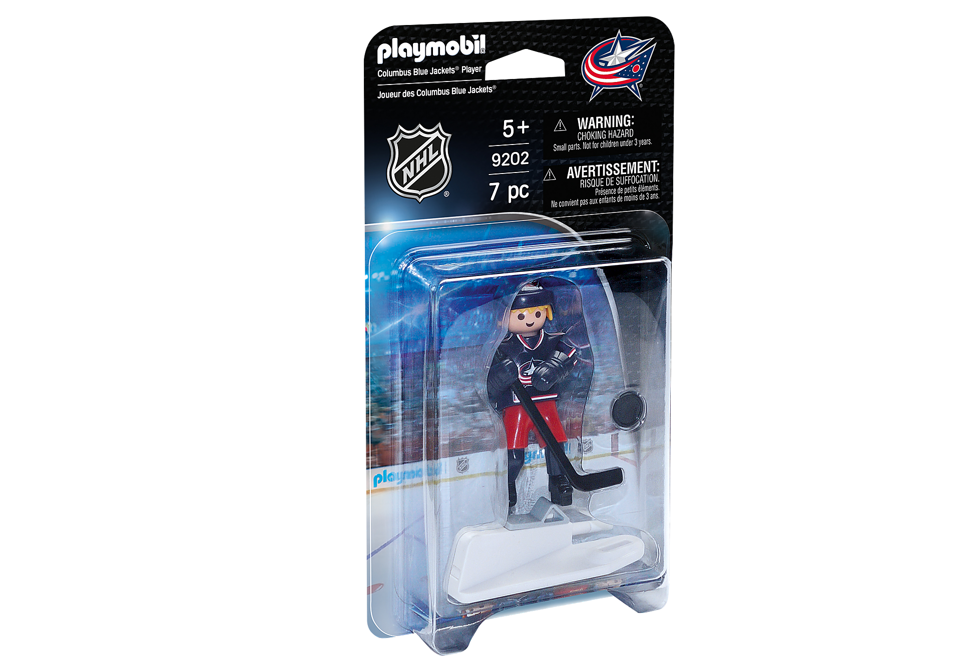 9202 NHL® Columbus Blue Jackets® Player zoom image2