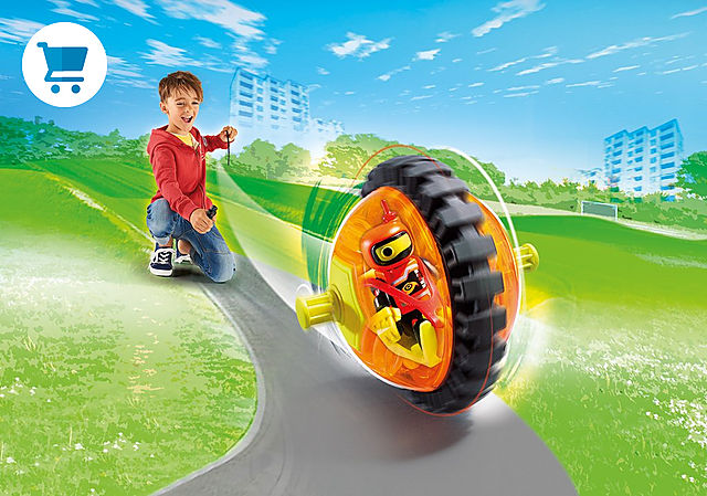 "9203_product_detail/Speed Roller ""Orange"""