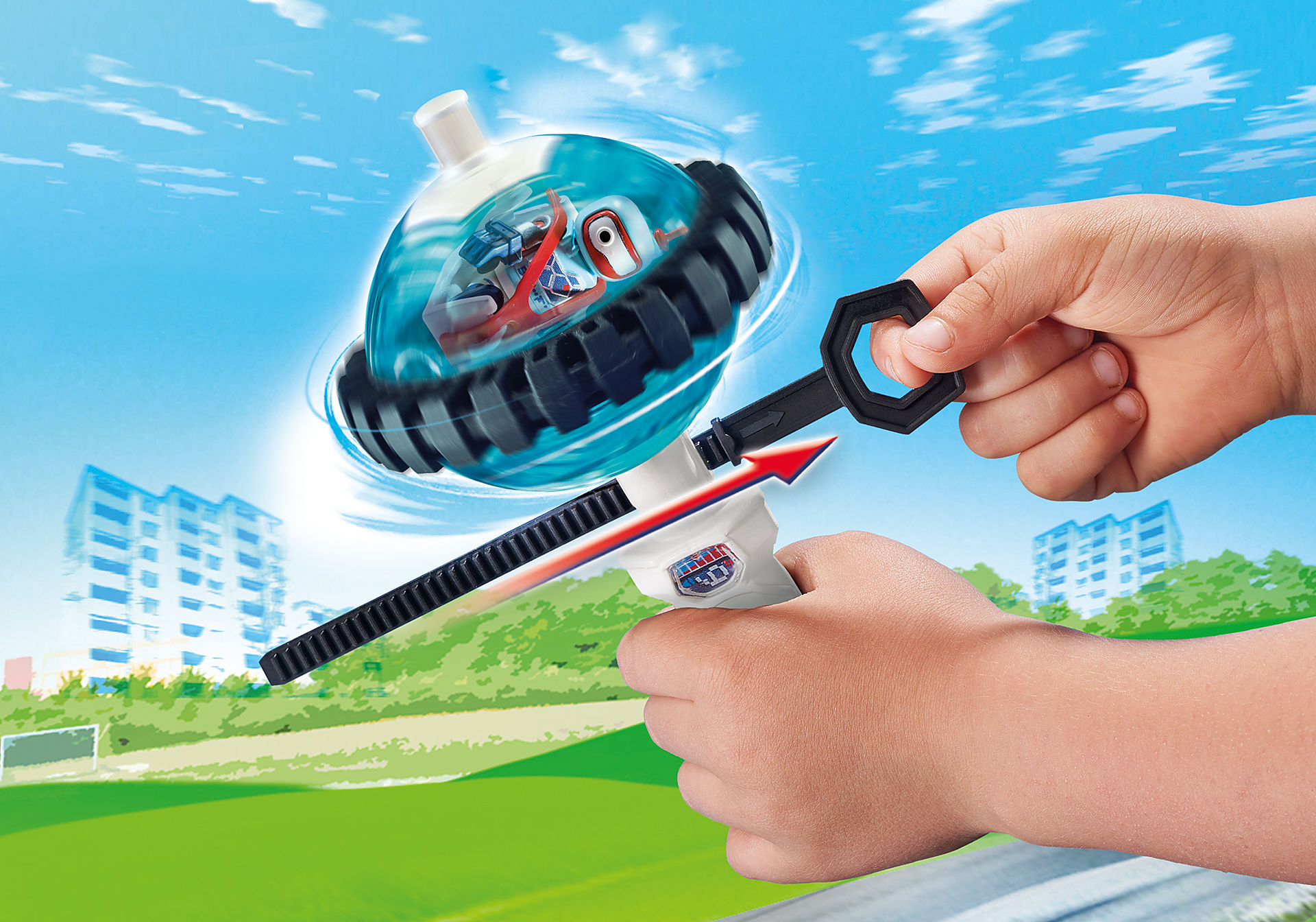 http://media.playmobil.com/i/playmobil/9204_product_extra1/Speed Roller blu con robot