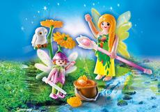 Playmobil Fairies With Magic Cauldron 9208