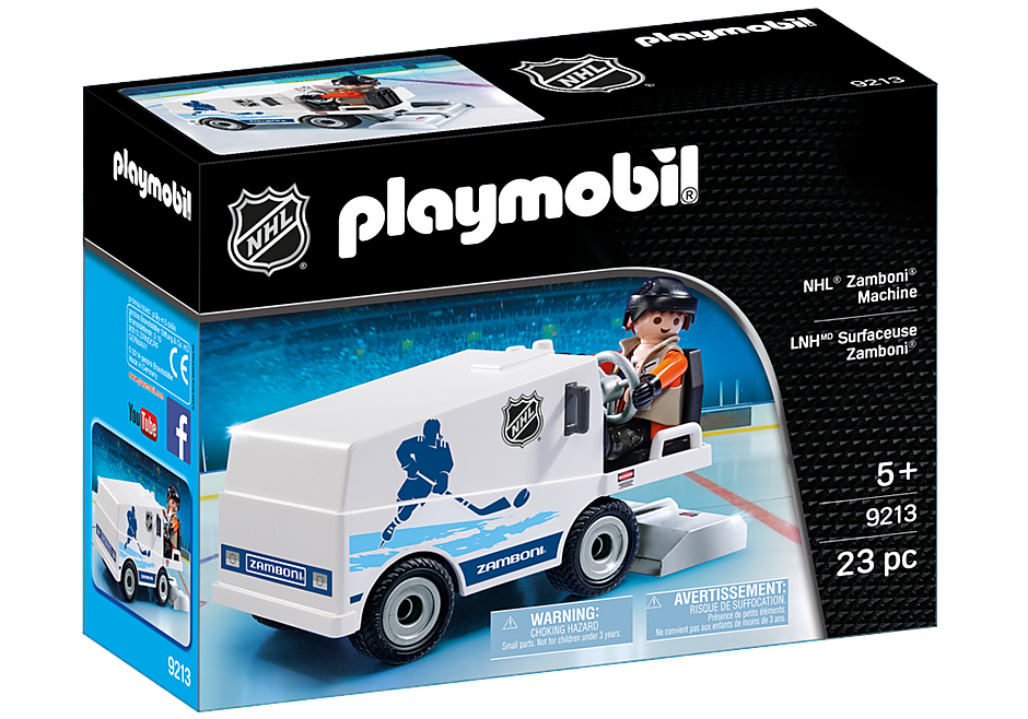 9213 NHL™ Zamboni® Machine detail image 2