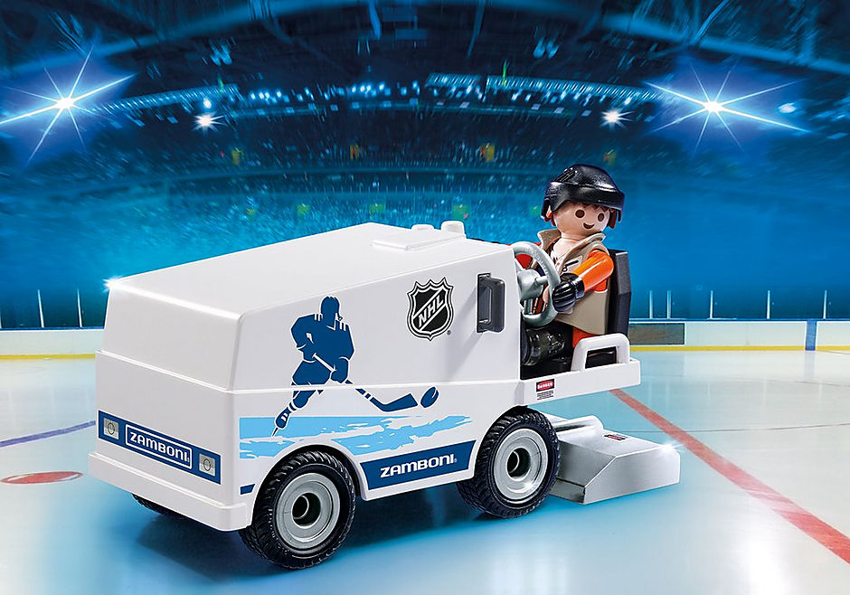 9213 NHL™ Zamboni® Machine detail image 1