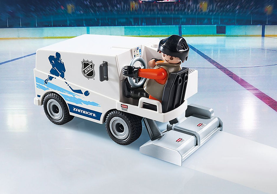 9213 NHL™ Zamboni® Machine detail image 4