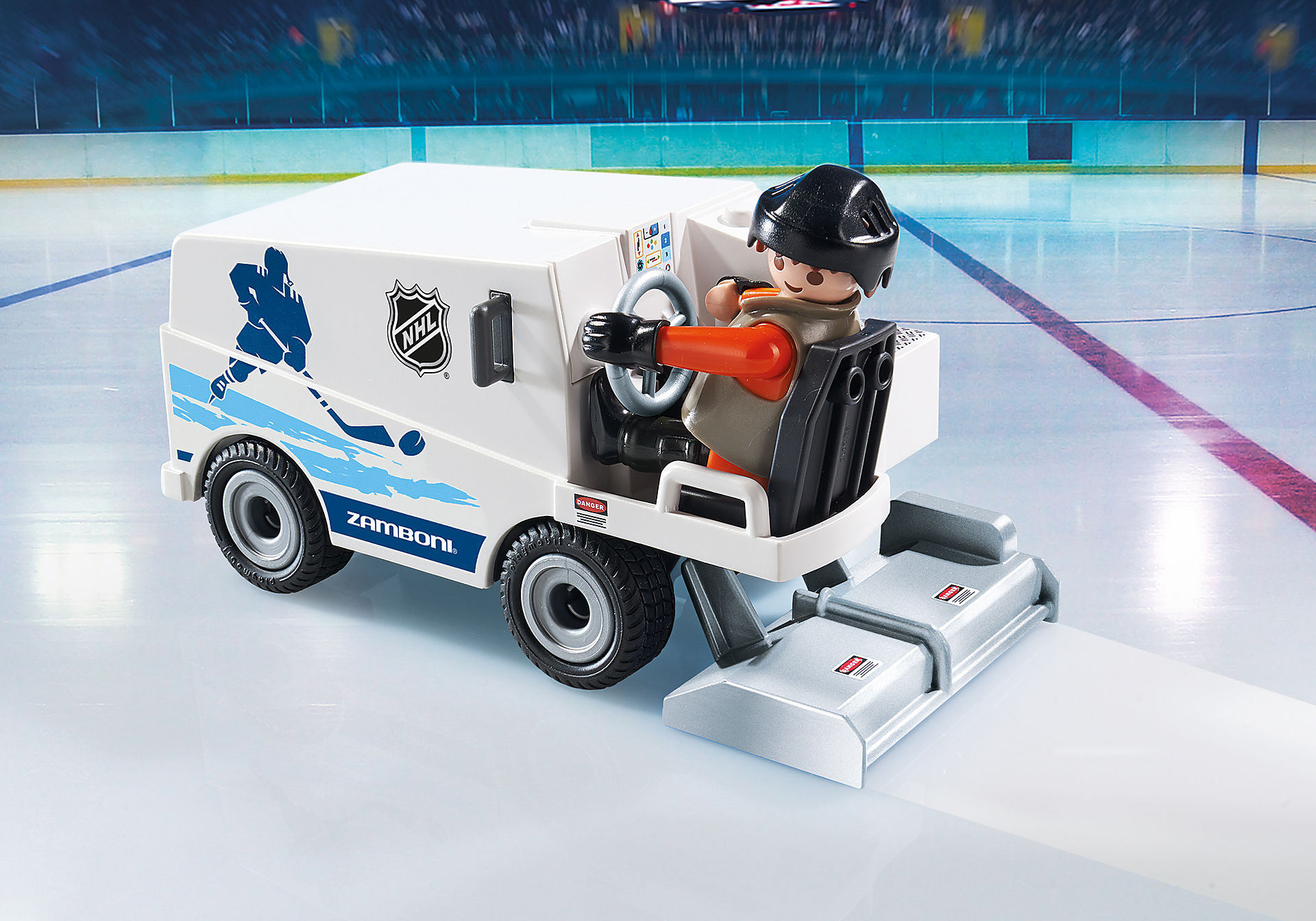 9213 NHL™ Zamboni® Machine zoom image4