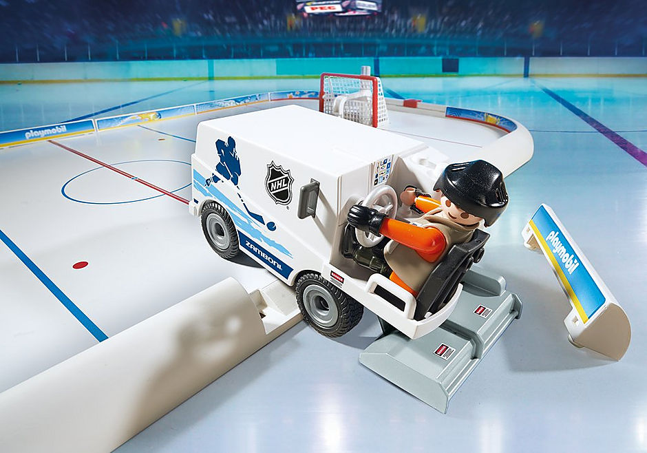 9213 NHL® Zamboni® Machine detail image 5