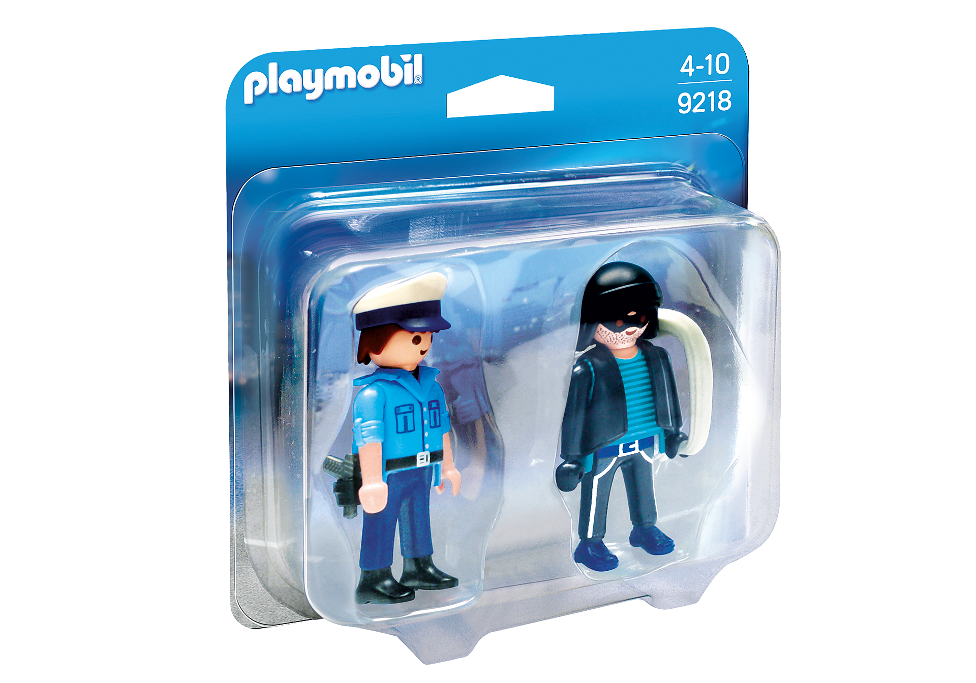 9218 Policeman and Burglar zoom image3