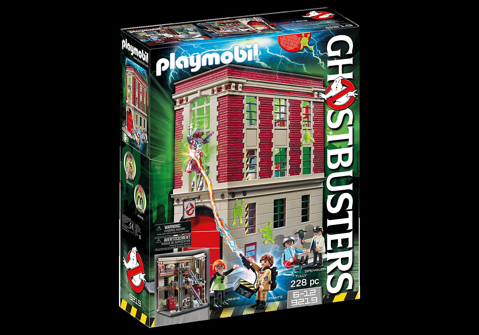 9219 Cuartel Parque de Bomberos Ghostbusters™ zoom image4