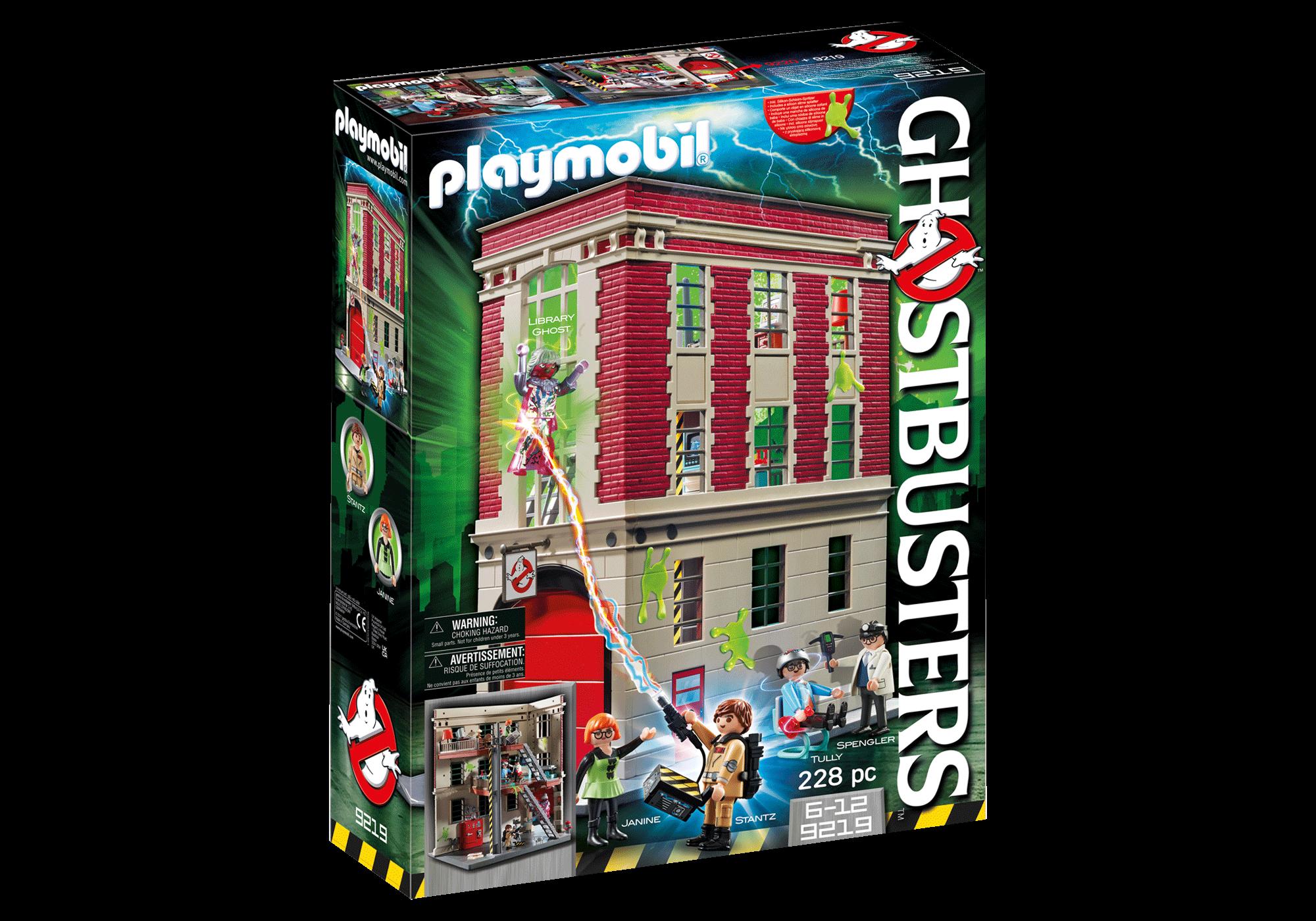 http://media.playmobil.com/i/playmobil/9219_product_box_front/Quartel de Bombeiros Ghostbusters™