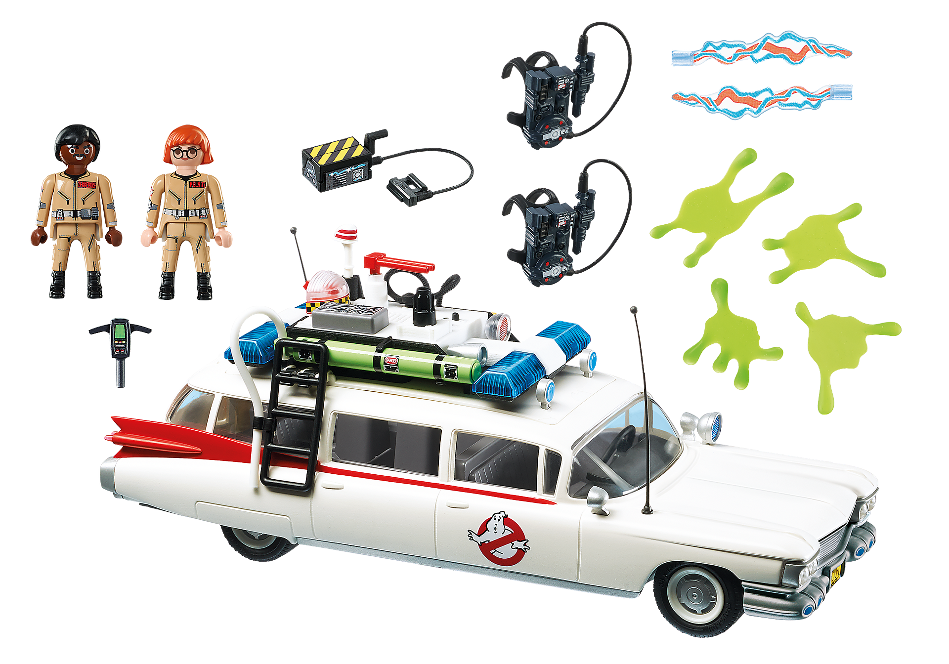 9220 GhostbustersTM Ecto-1 zoom image4