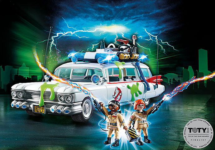 Ghostbusters Ecto 1a 70170 Playmobil Usa