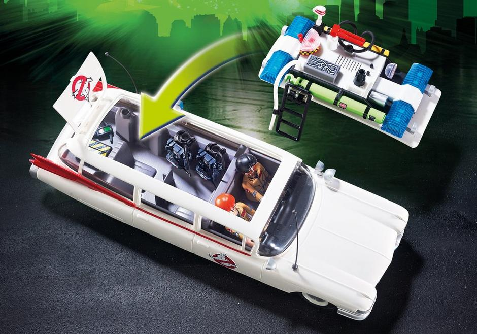 ghostbusters ecto 1 9220 playmobil usa. Black Bedroom Furniture Sets. Home Design Ideas
