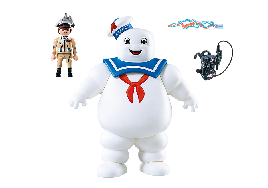 9221 Stay Puft Marshmallow Man detail image 4
