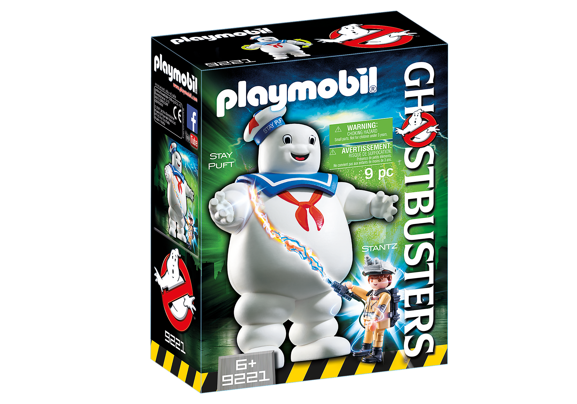 9221 Stay Puft Marshmallow Man zoom image3