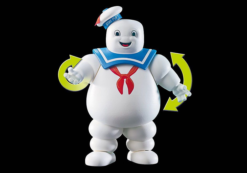 9221 Stay Puft Marshmallow Man detail image 5
