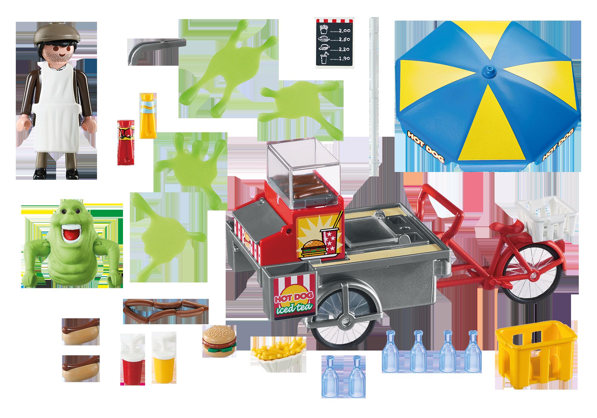 http://media.playmobil.com/i/playmobil/9222_product_box_back/Slimer com Stand de Hot Dog