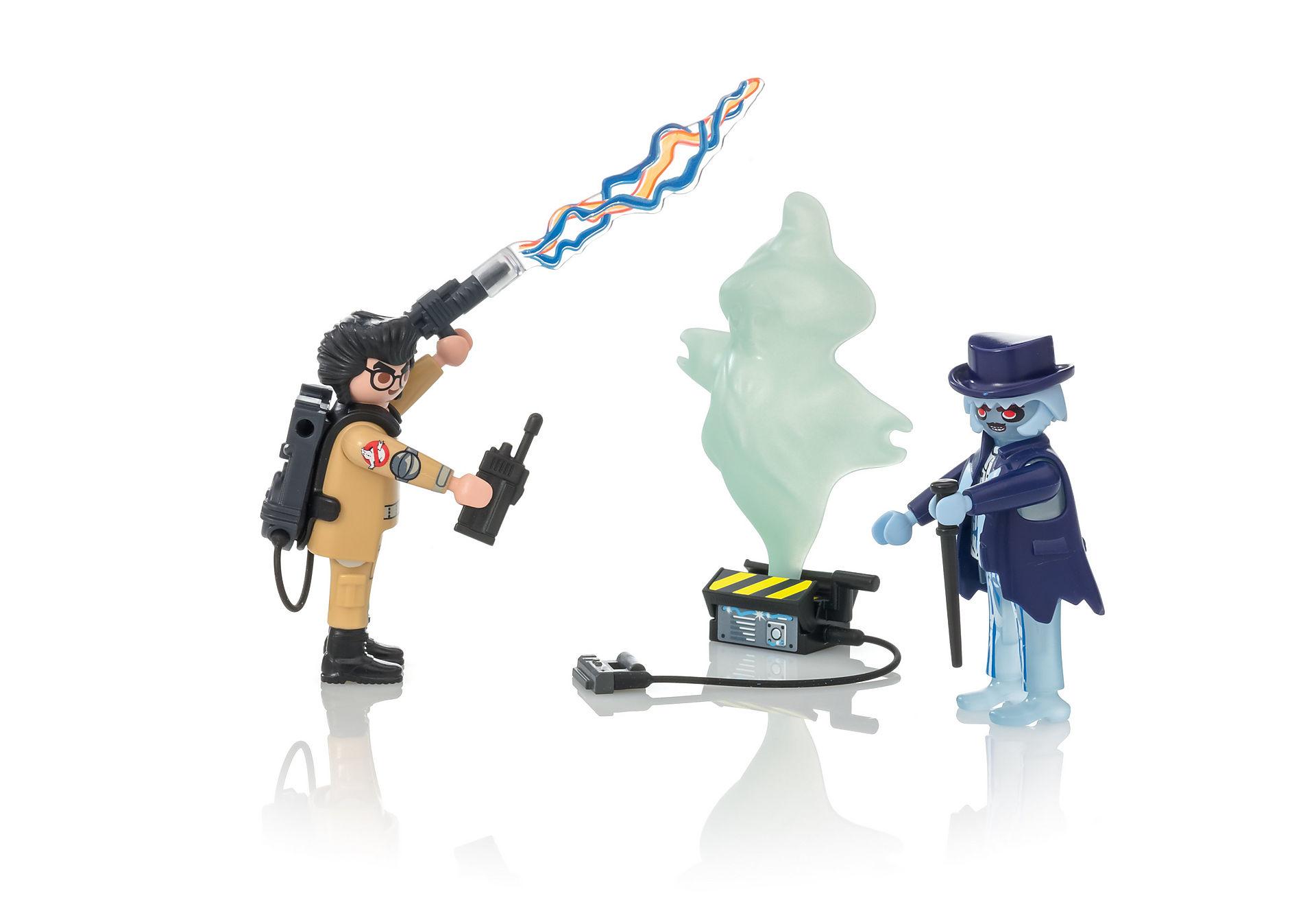 Nieuw Spengler and Ghost - 9224 - PLAYMOBIL® United Kingdom XU-52