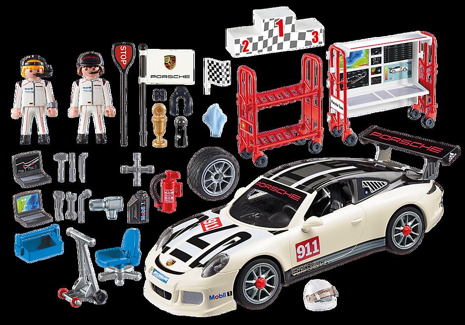 9225 Porsche 911 GT3 Cup detail image 4