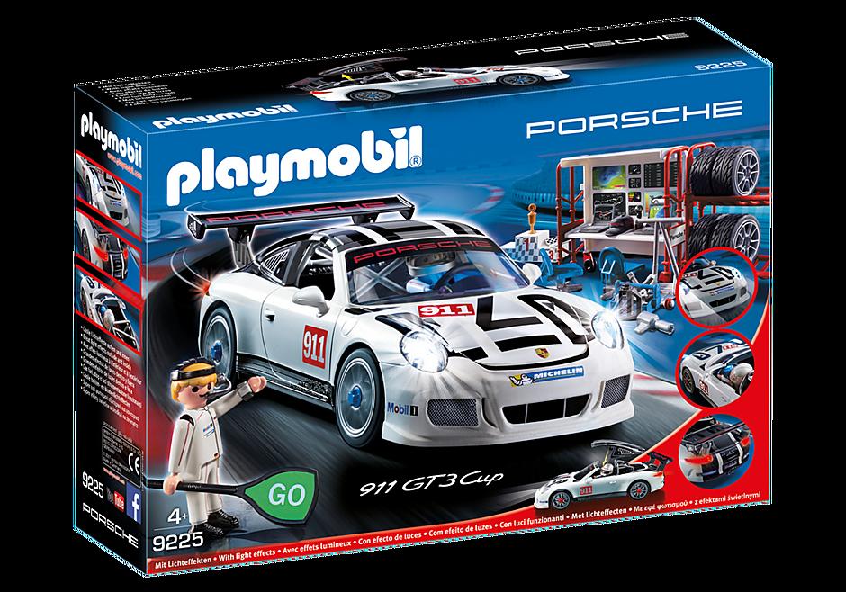 9225 Porsche 911 GT3 Cup detail image 3