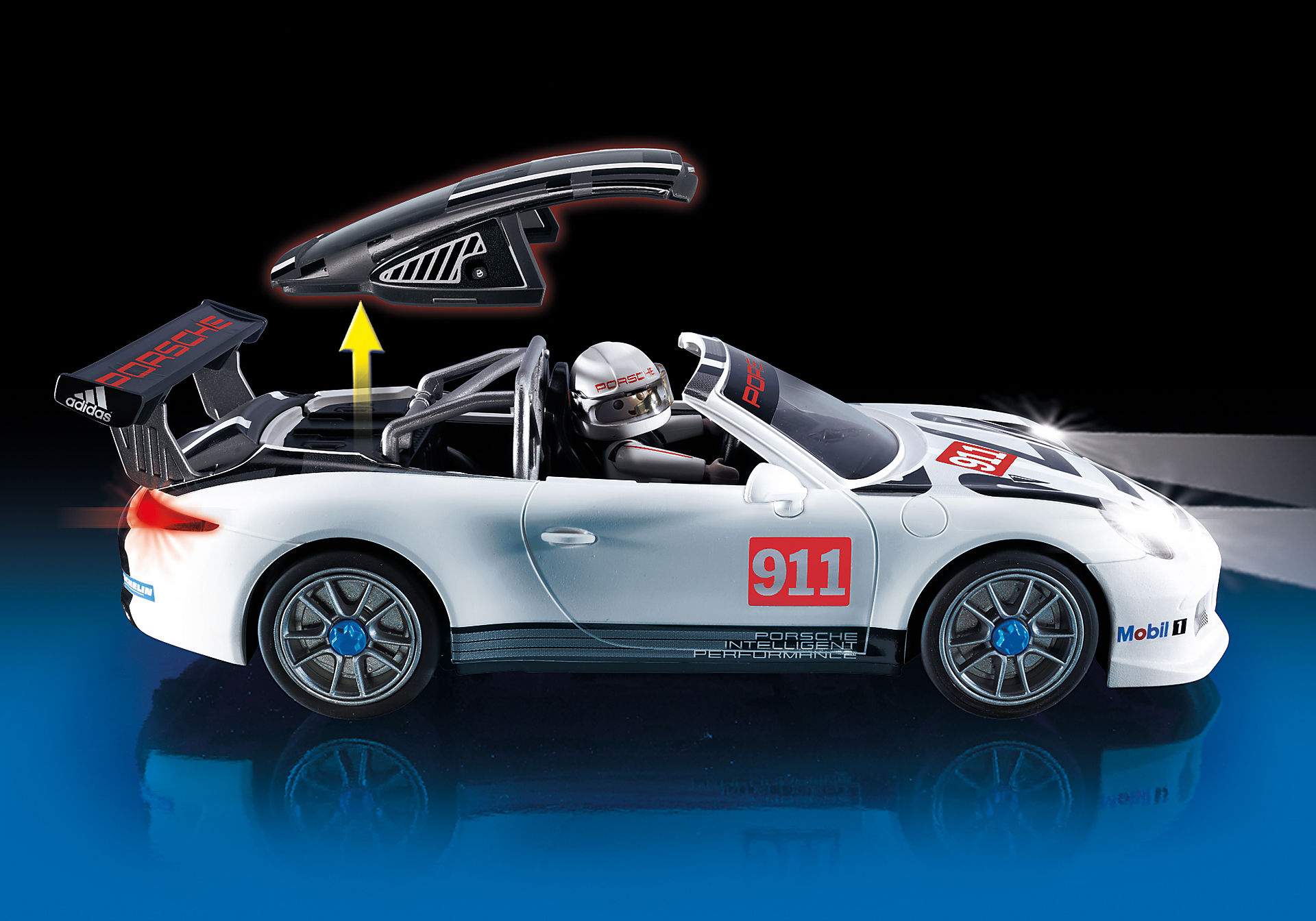9225 Porsche 911 GT3 Cup zoom image5